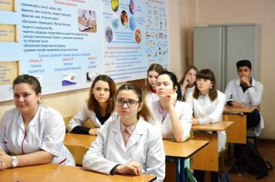 Встреча со студентами Мед. колледжа 22.01.2020_1